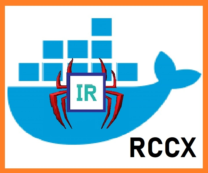 rccx - Run Container Command eXecution
