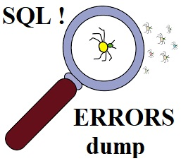 SQL for  ^ERRORS Global